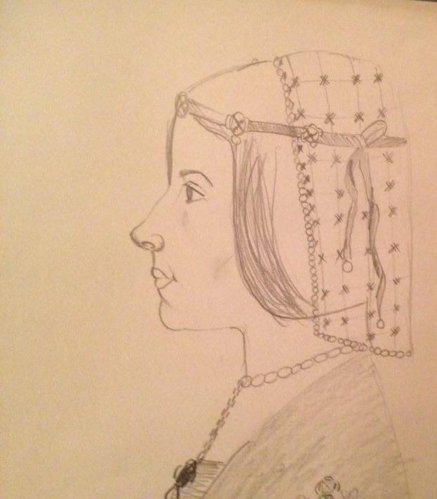 Crtež učenika Ismara Mujezinovića