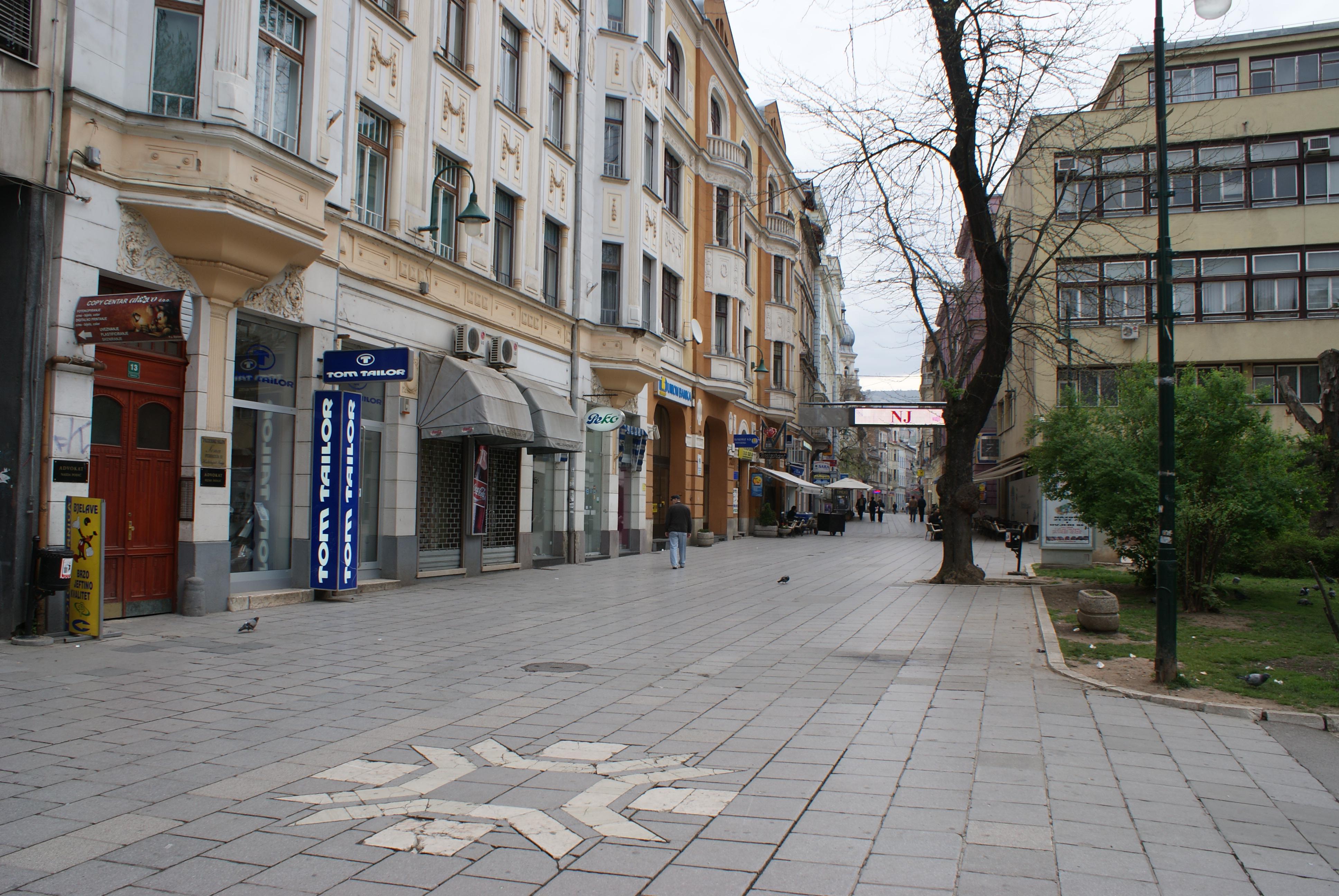 Sarajevo je grad legendi