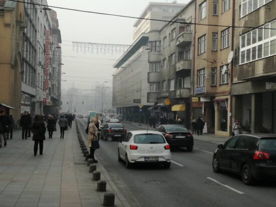 Kraj godine (Sarajevo, 22. decembar 2016, foto: Naser Husić)