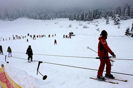 Škola skijanja na Igmanu