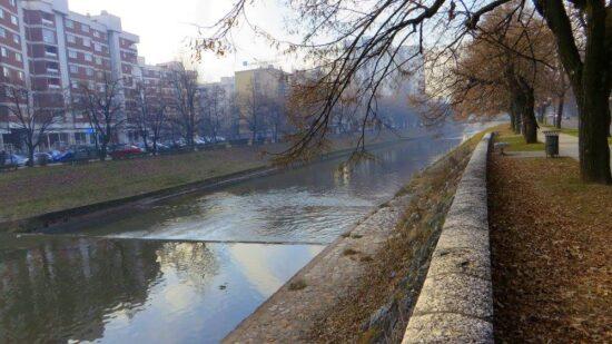Vilsonovo šetalište u decembru (Sarajevo, 19. decembar 2016, foto: Mina Coric)