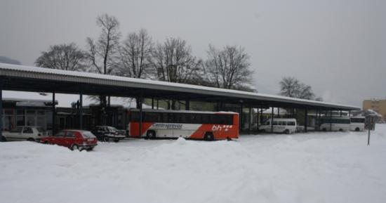 Autobuska stanica Goražde