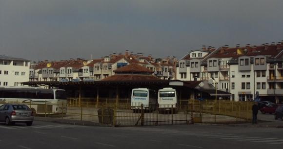 Autobuska stanica Istočno Sarajevo