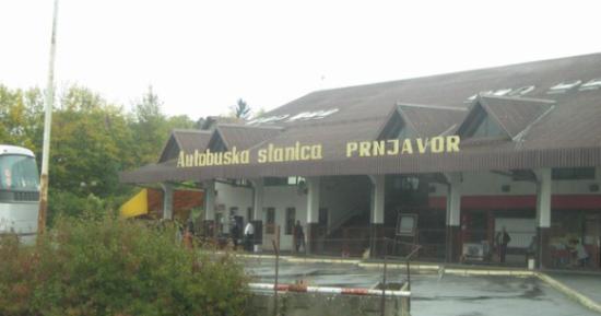 Autobuska stanica Prnjavor