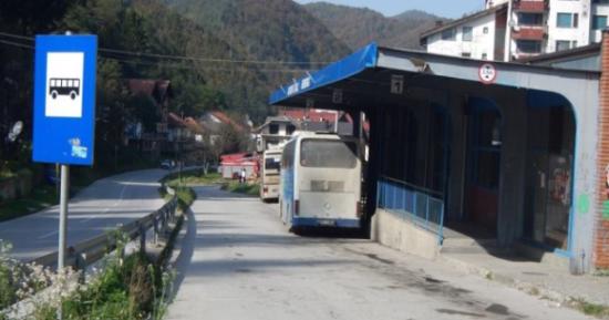 Autobuska stanica Srebrenica