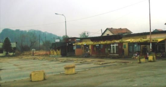 Autobuska stanica Srebrenik