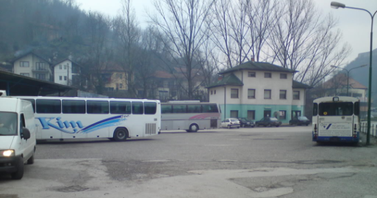 Autobuska stanica Tešanj