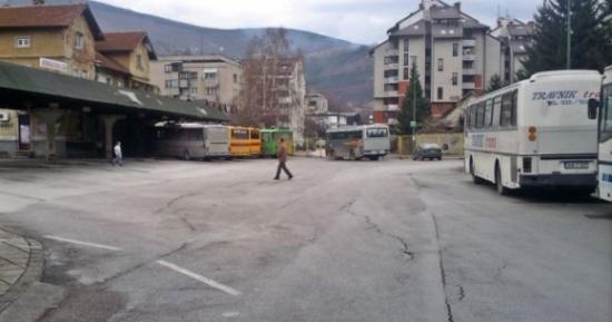 Autobuska stanica Travnik