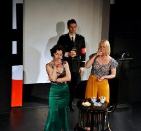 Sastanak na vrhu, Narodno pozorište Sarajevo