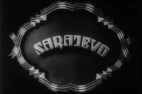 Sarajevo 1920. godine