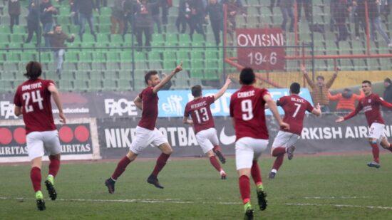 FK Sarajevo, 2017