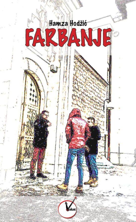Naslovnica romana FARBANJE