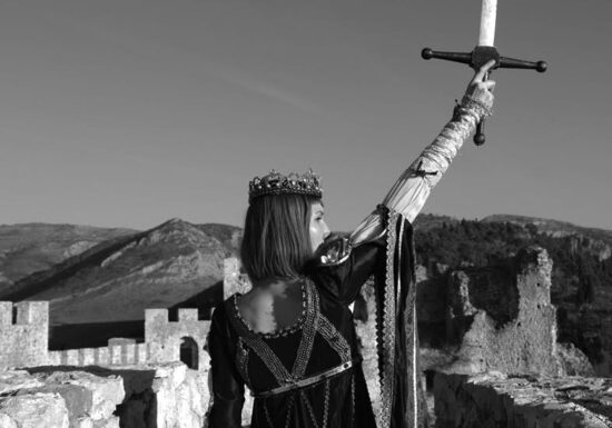 Srednji vijek, Kraljica Katarina Kosača, Stari grad Blagaj (Nela Hasanbegović)