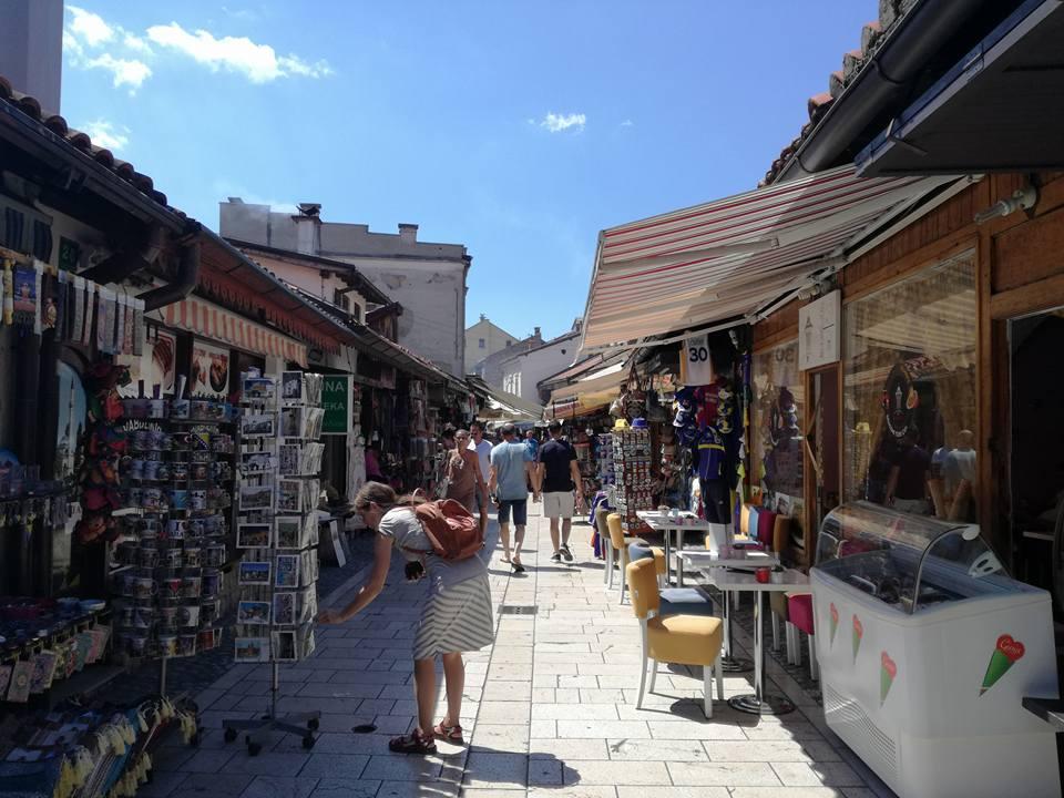 Čurčiluk veliki kod Hadžibajrića (Sarajevo, 30. juli 2017, foto: Naser Husic)