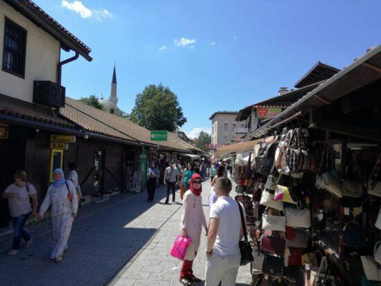 Sarači (Sarajevo, 30. juli 2017, foto: Naser Husic)