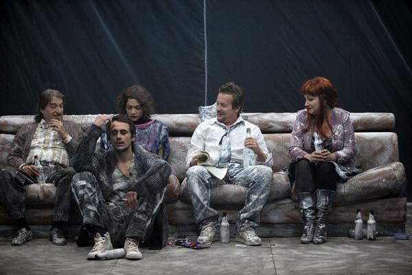 Mousefuckers ( Bosansko narodno pozorište Zenica)