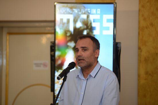 Dino Mustafić (foto: Nikola Blagojević)