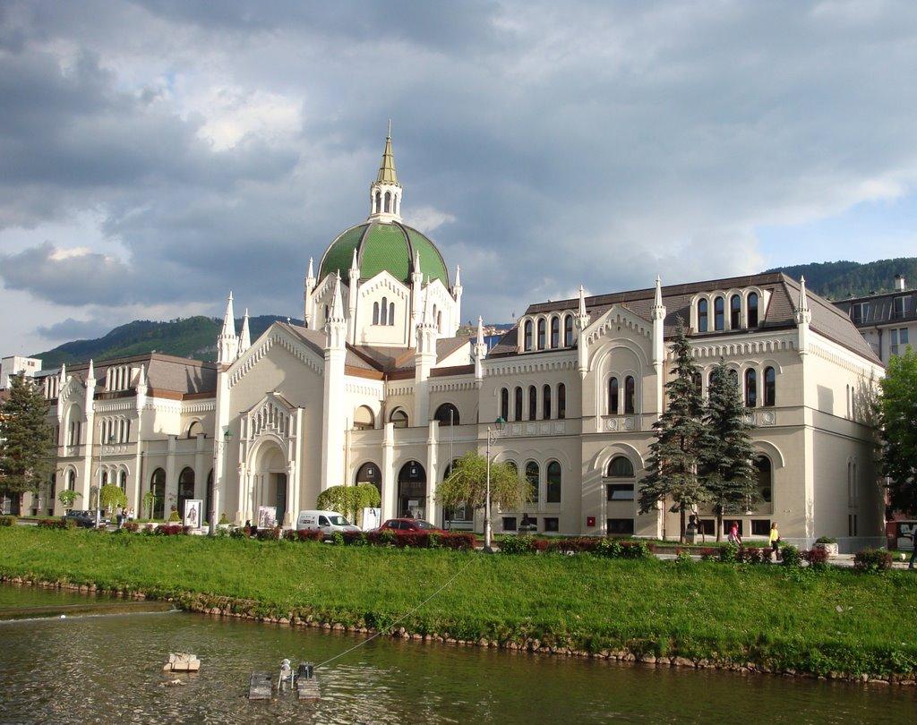 Akademija likovnih umjetnosti Sarajevo (originalno Evangelistička crkva)