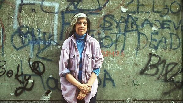Susan Sontag (1933 - 2004)