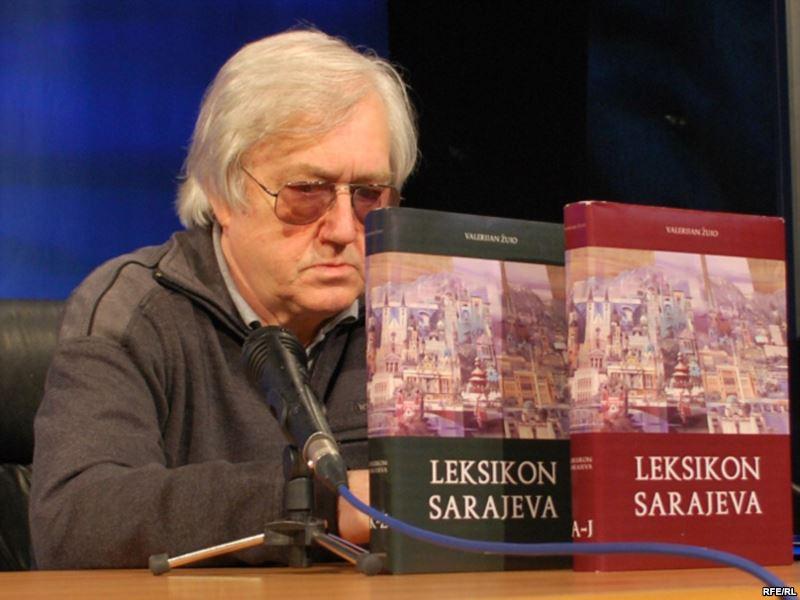 Valerijan Žujo i Leksikon Sarajeva
