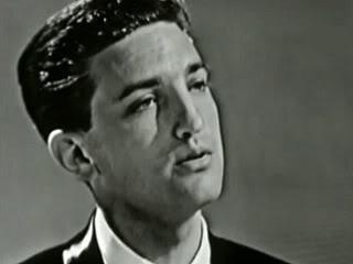 Vice Vukov na Pjesmi Evrovozije 1965. godine u Napulju