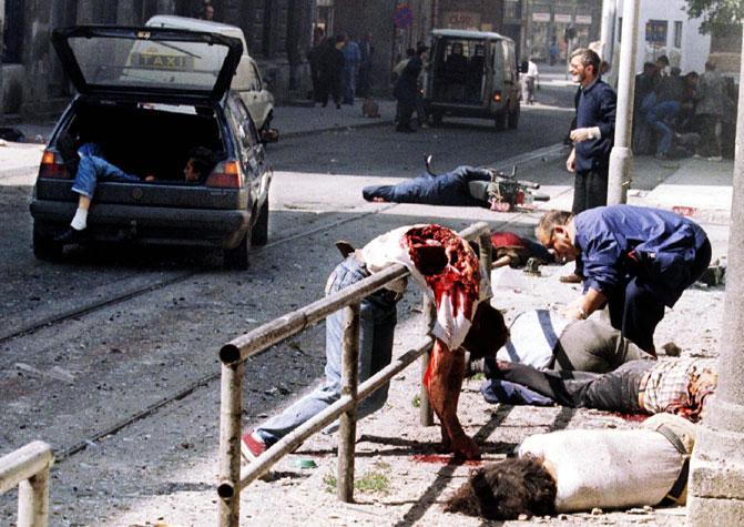Sarajevo 1995