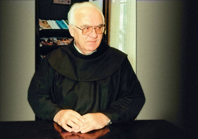Fra Petar Anđelović (1937 - 2009)