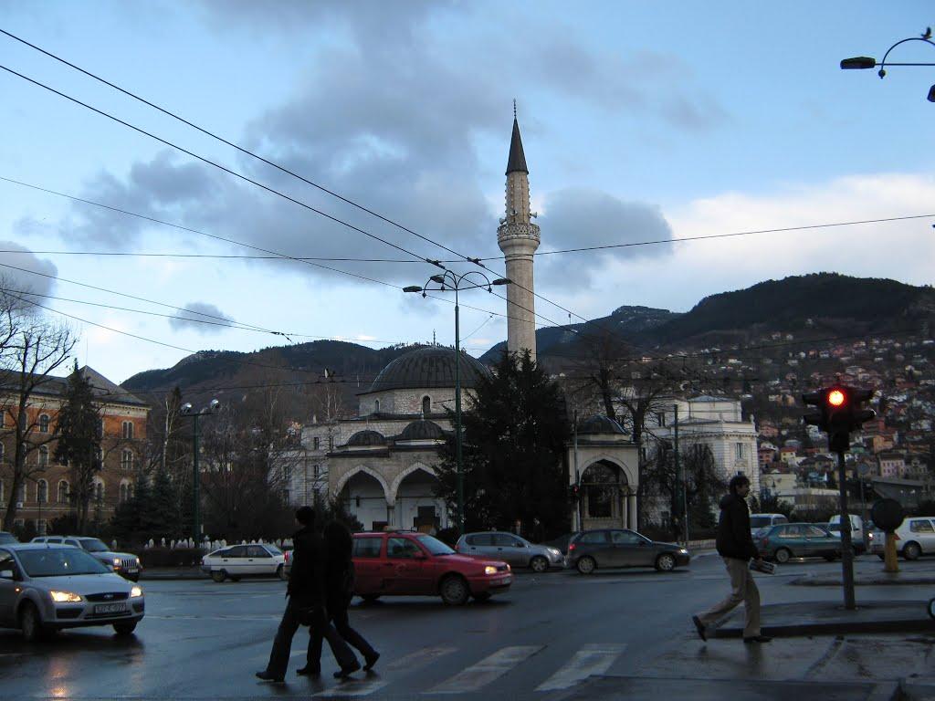 Alipašina džamija, Sarajevo