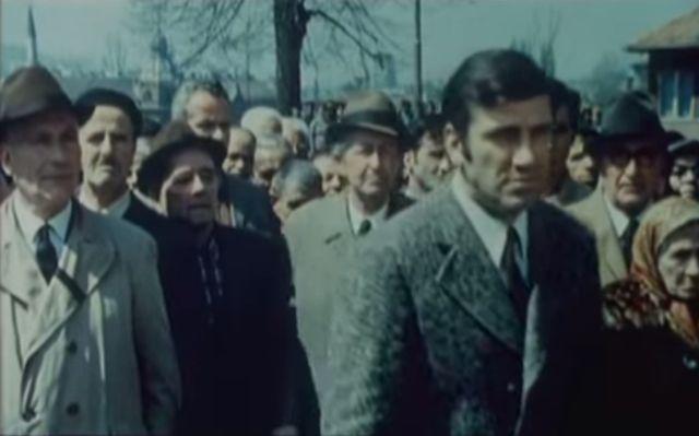 Scena iz filma Valter brani Sarajevo