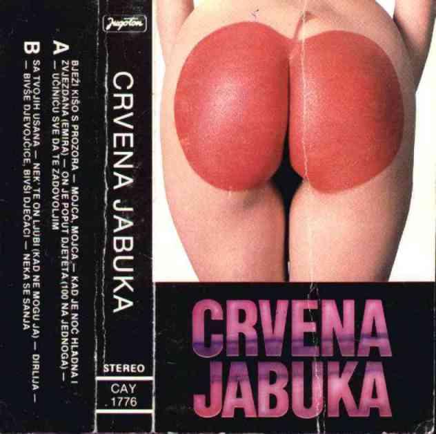 Prvi album Crvene jabuke iz 1986. godine, antologijski je primjerak autentične sarajevske pop-rock škole.