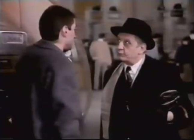 Scena iz filma Pismo - Glava
