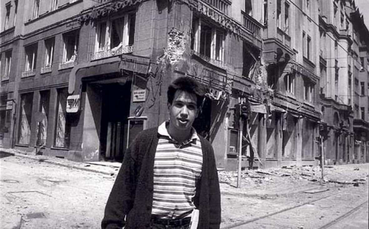 Karim Zaimović (1971-1995)