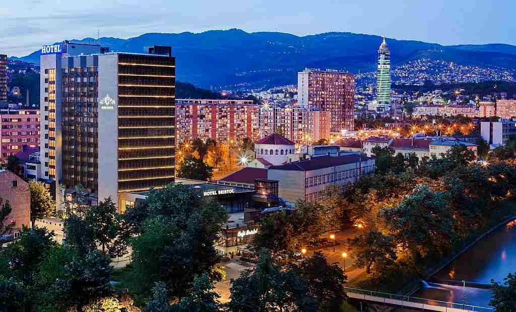 Sarajevski krovovi