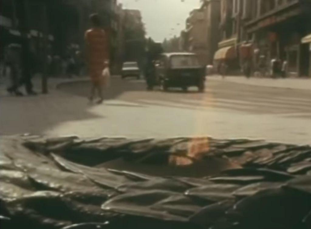 Vječna vatra: Ovdje su se zaustavili istok i zapad (Sarajevo, 1983)