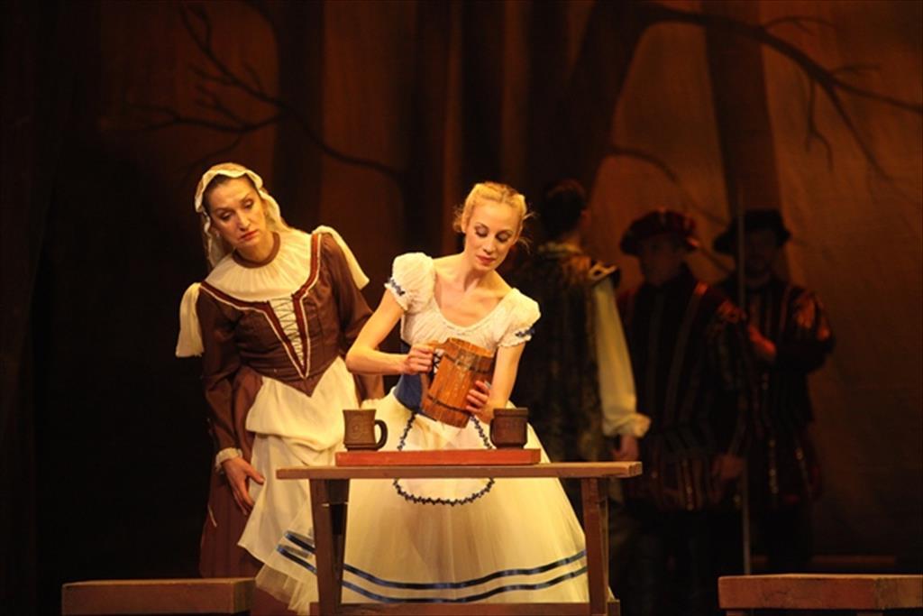 Giselle, Narodno pozorište Sarajevo