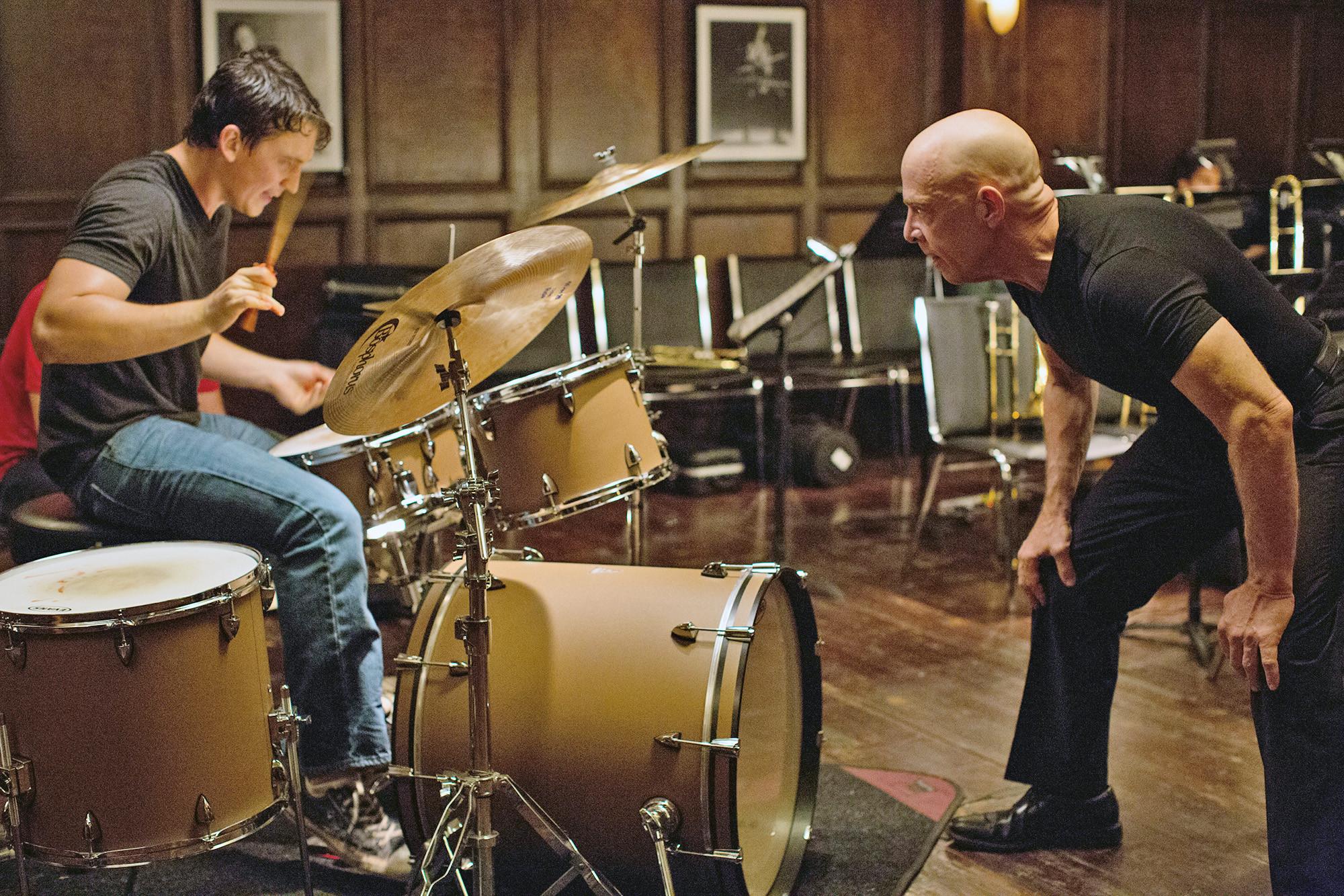 Miles Teller i J.K. Simmons u filmu Whiplash (foto: Daniel McFadden)