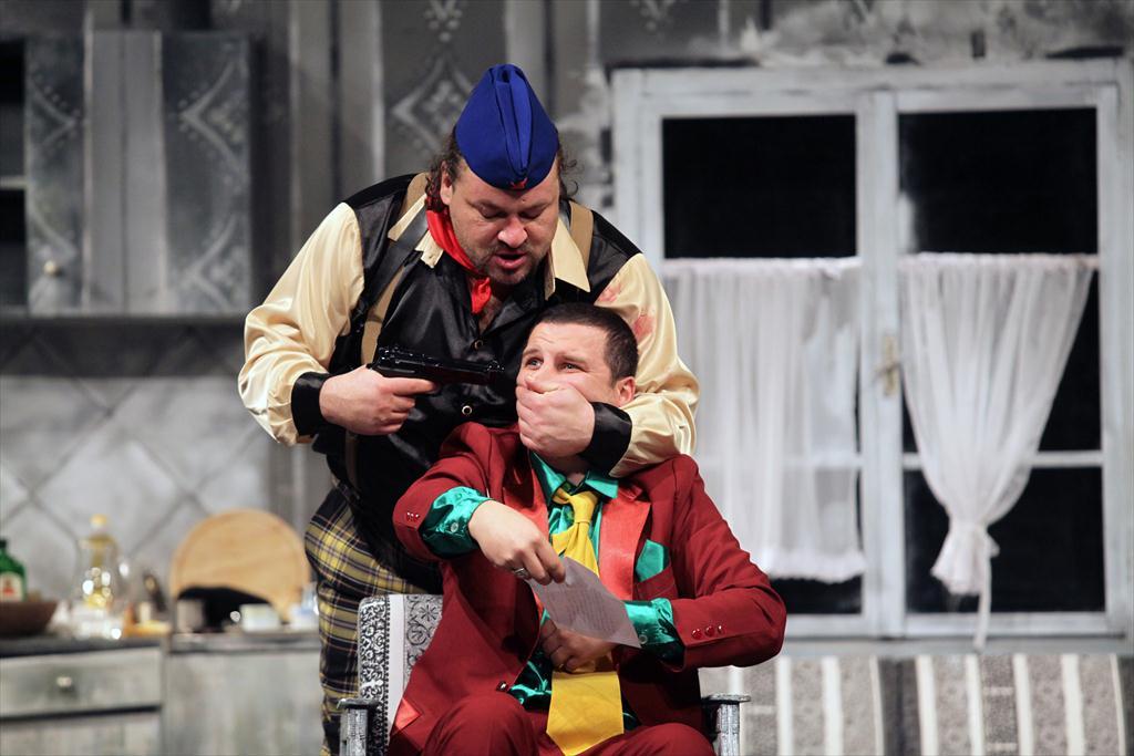 Balkanski špijun u Sarajevu (Narodno pozorište)