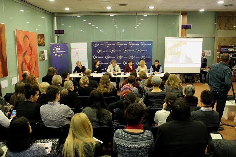 Sarajevska promocija knjige Nesvjesni svjedok