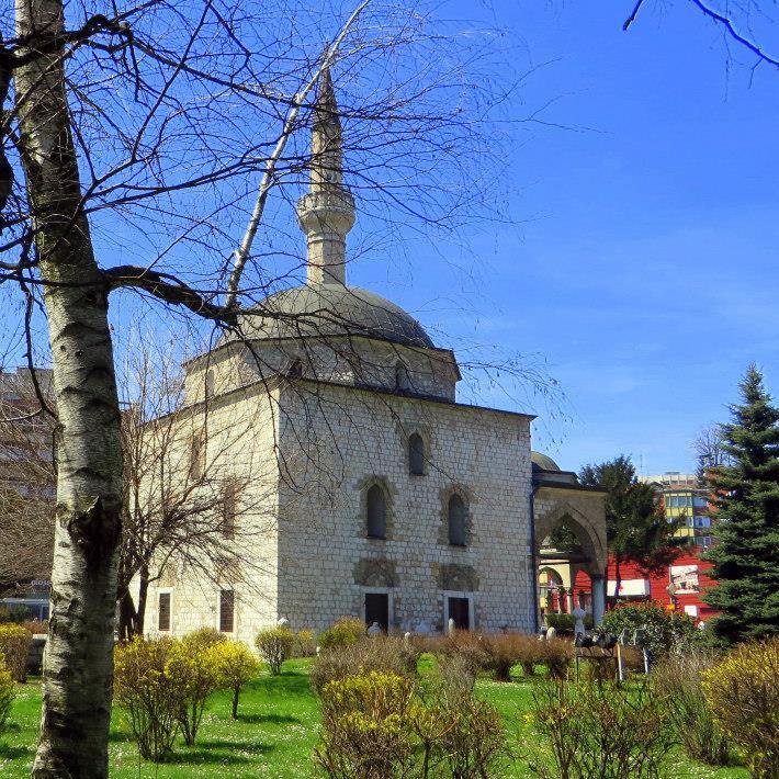 Alipašina džamija (Sarajevo, 10. april 2015, foto: Mina Coric)