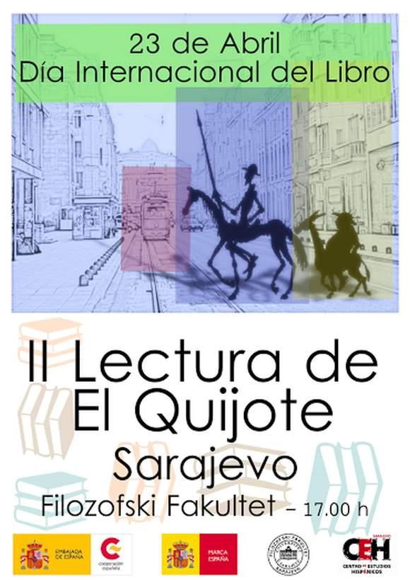 Lectura de El Quijote