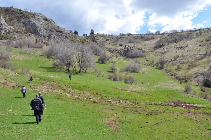 Predio izvorišta Klanice (Sarajevo, 22. april 2015)
