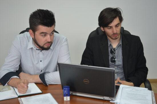 Predstavnici Studentskog parlamenta Univerziteta u Sarajevu kod premijera Kantona Sarajevo Elvedina Konakovića