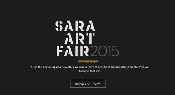 Sajam umjetnosti SARA ART FAIR 2015