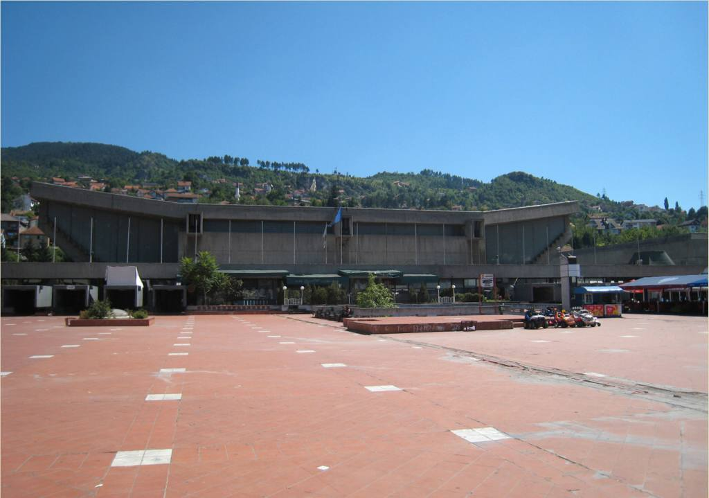 Kulturno-sportski centar Skenderija, Sarajevo
