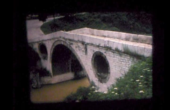 Kozija ćuprija, 1986. godine