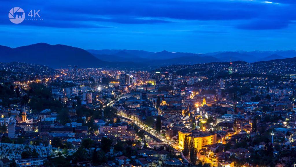 Sarajevo 4K (foto: Amir Kulaglić)