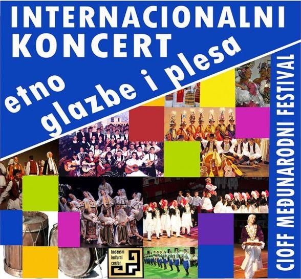 17. Međunarodni festival folklora SARAJEVO 2015