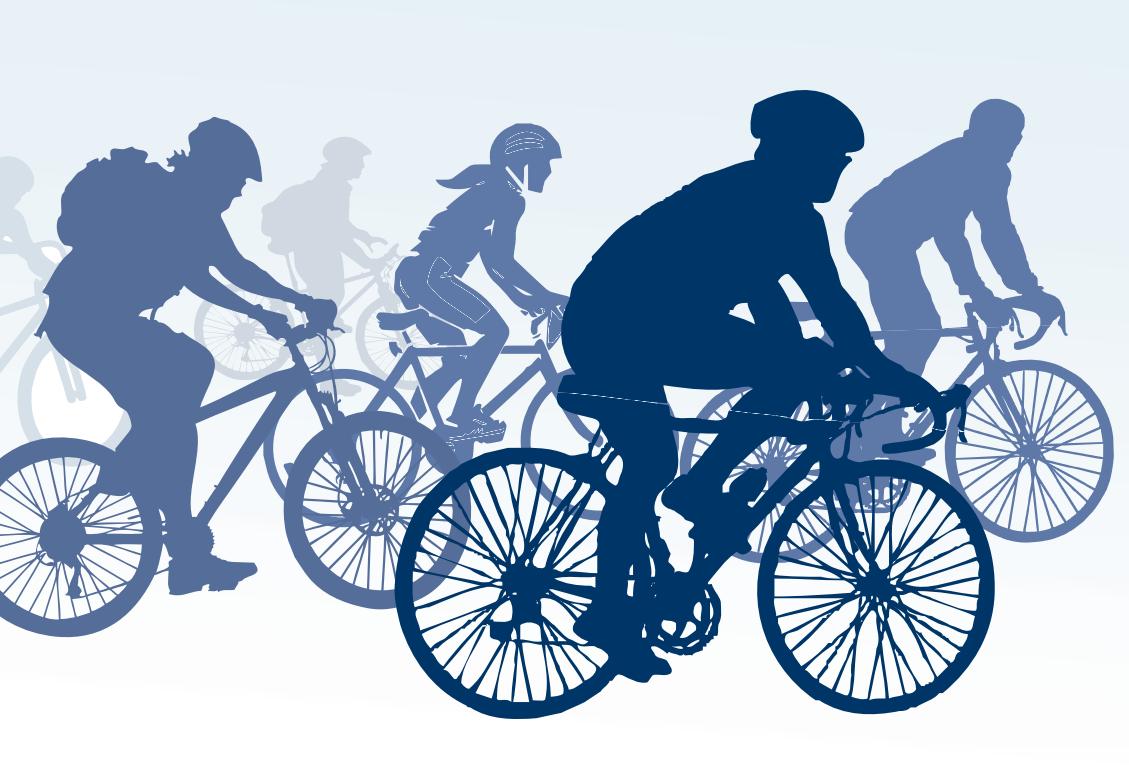 Bicikl je osim sjajne rekreacije i daleko zdravija vrsta prevoza.