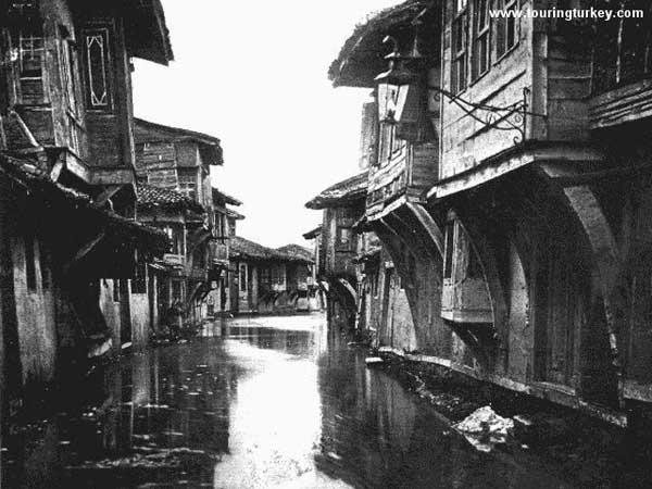 Jedrene, stari grad