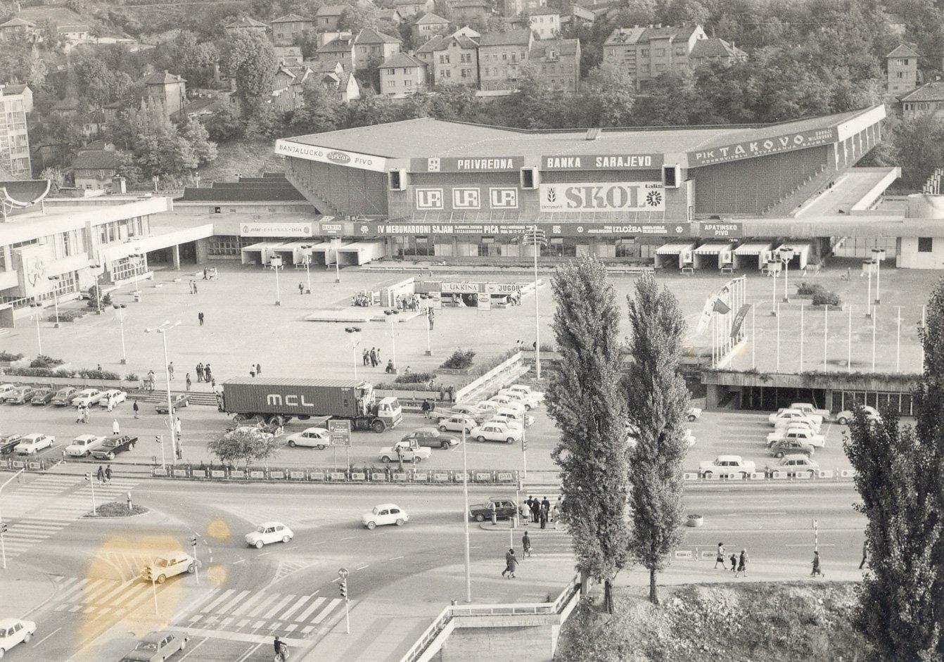 KSC Skenderija Sarajevo, 1969. godine